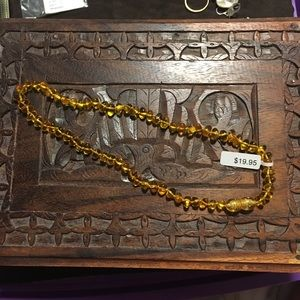 Jewelry - Amber necklace